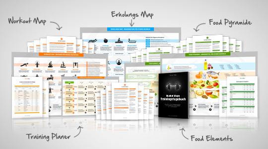 Muskel Maps von Tobias Fendt ist online